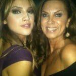 Glenda Reyna Eiza Gonzalez mom