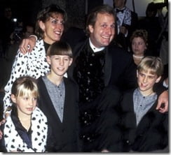 Jeff daniels children