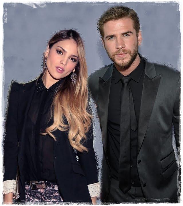 Liam not dating eiza