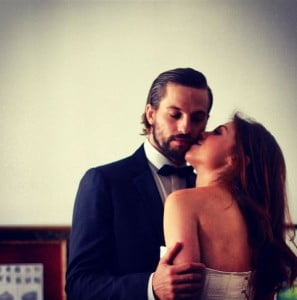 Diane Gaeta husband Logan Marshall Green