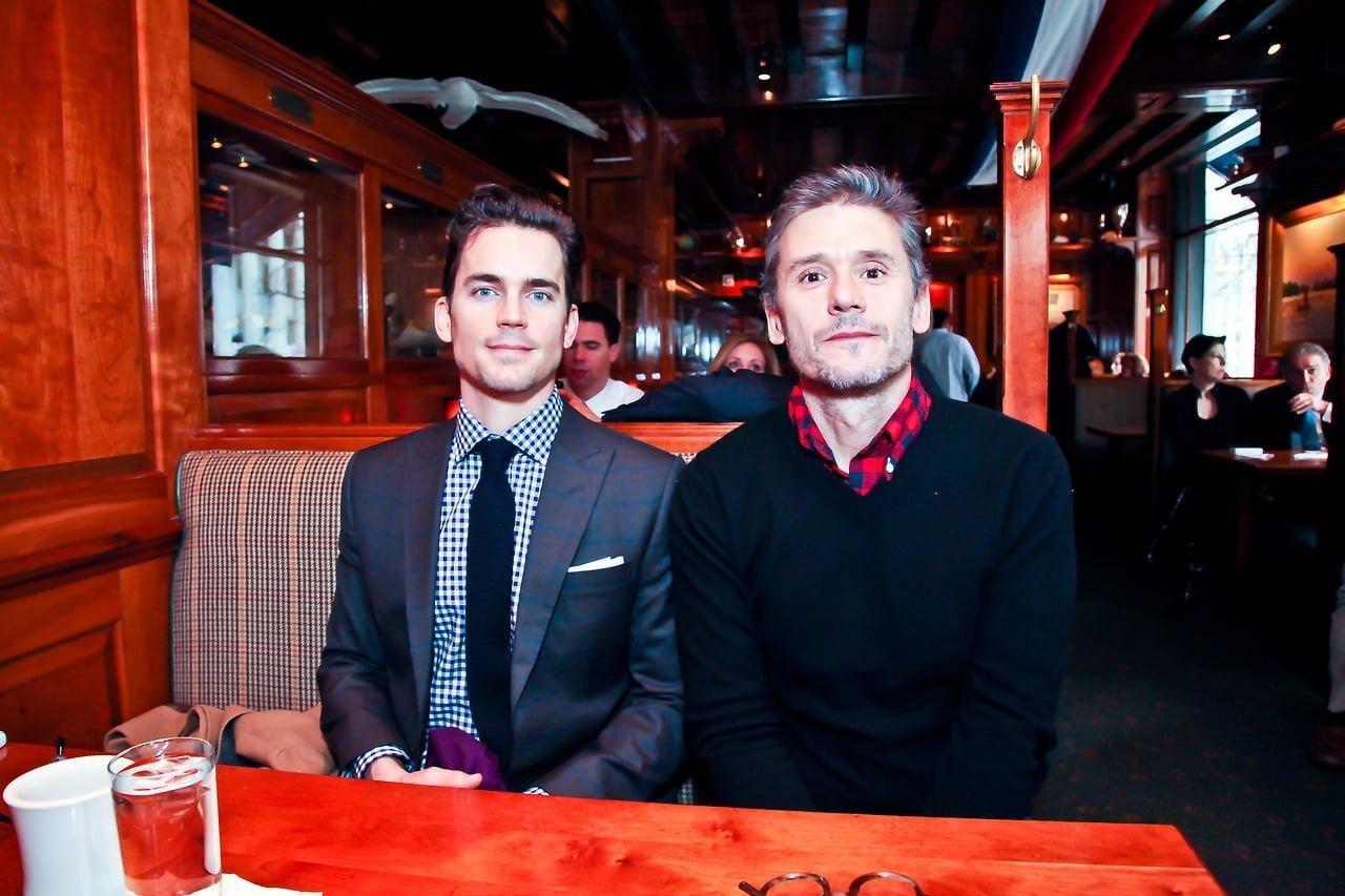 Video Simon Halls Matt Bomer S Partner Boyfriend Bio Wiki