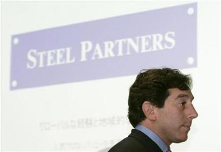 Warren-Lichenstein steel partners pic
