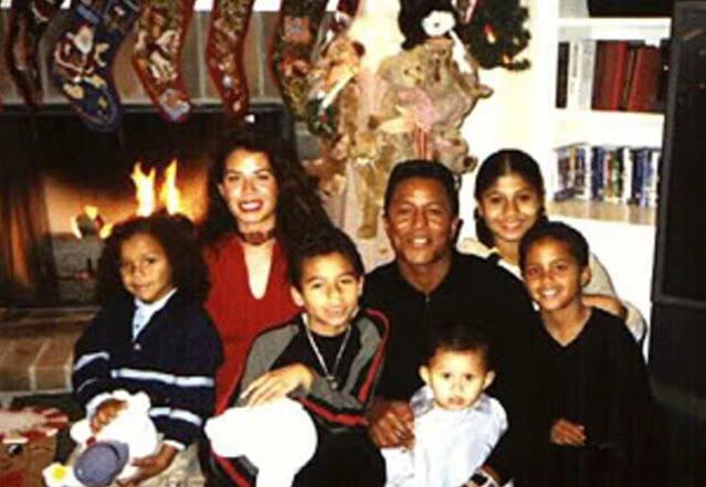 Alejandra Oaziaza- Randy Jackson's Baby Mama and Jermaine ...