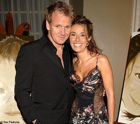 gordon ramsay and wife tana 4 pic
