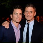 Simon Halls- Matt Bomer's Partner/ Boyfriend