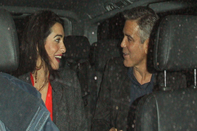 George Clooneys New Girlfriend Is Amal Alamuddin-8961