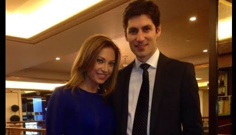 Ginger Zee's Husband Ben Aaron