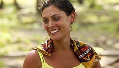 Michele Fitzgerald Sexiest Bartender in Survivor