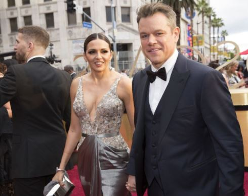 Luciana Barroso 7 Facts about Matt Damon's Wife (Bio, Wiki)