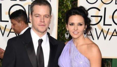 Luciana Barroso 7 Facts about Matt Damon's Wife