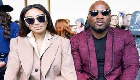 TV host and fashion expert, Jeannie Mai has found love again with rapper Jezzy after being married for 10 years to Freddy Harteis.