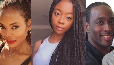Kiya Cole & Jacob Jackson are the proud parents of actress Skai Jackson -best known as a Disney star, YouTuber and author.