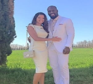 Kayla Sortor is the longtime girlfriend of former tigh end turned actor, Vernon Davis who retired from the NFL earlier this year.