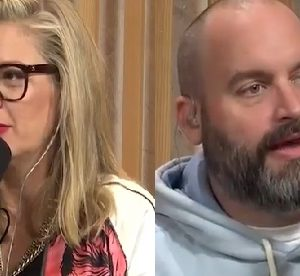 Christina Pazsitzky is Tom Segura wife